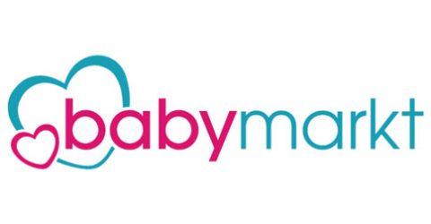 Das Logo von Baby-Markt