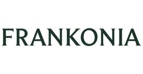 Das Logo von Frankonia