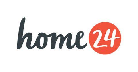 Das Logo von home24