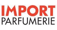Das Logo der Import Parfumerie