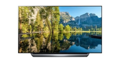 Bild von LG OLED55C8 139 cm 4K OLED TV