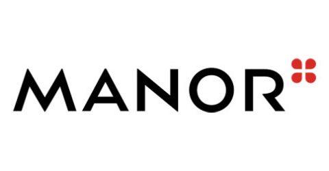 Das Logo von Manor