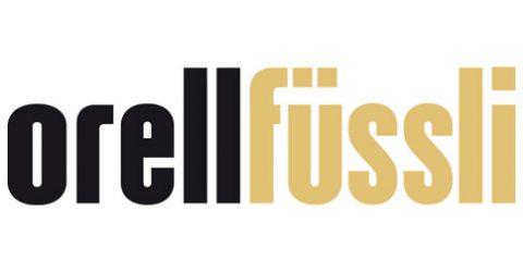 Das Logo von Orell Füssli