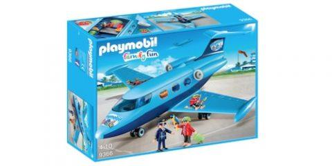 Bild von Playmobil FunPark-Ferienflieger (9366)
