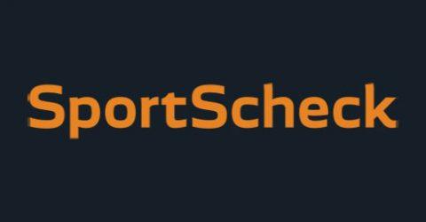 Das Logo von SportScheck