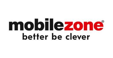 Das Logo von mobilezone