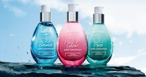 Aqua Super Concentrates von Biotherm gratis testen