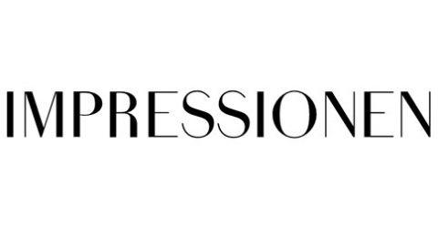 Das Logo von IMPRESSIONEN