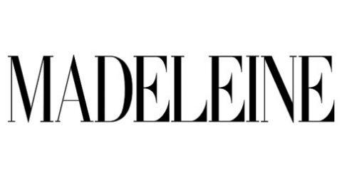 Das Logo von MADELEINE