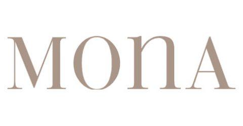 Das Logo von MONA