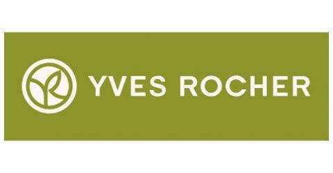Das Logo von Yves Rocher