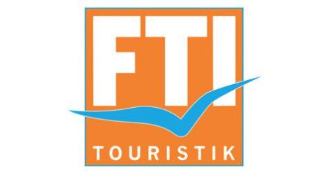 Das Logo von FTI