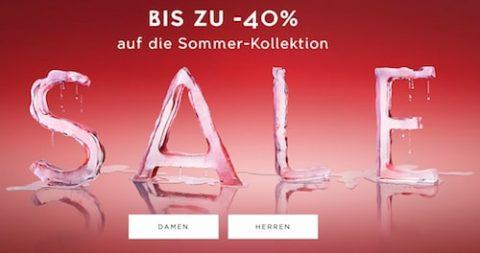 Summer Sale bei Bogner
