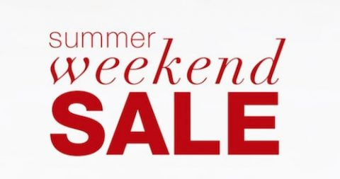 Summer Weekend Sale bei MADELEINE