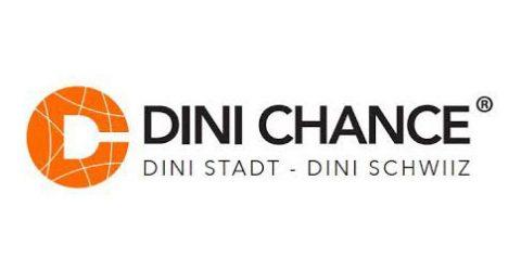 Das Logo von DINI CHANCE