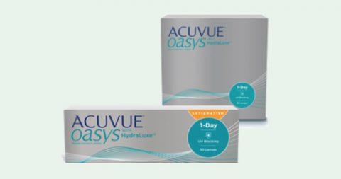 Gratis Probepackung Kontaktlinsen