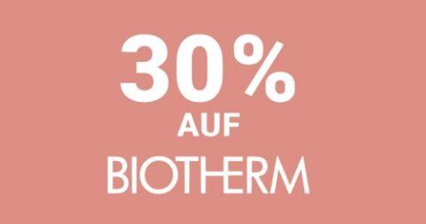 Biotherm Aktion