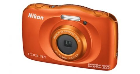Nikon Coolpix W150 orange Kompaktkamera