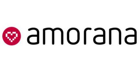 Das Logo von Amorana