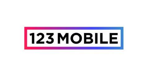 Das Logo von 123mobile