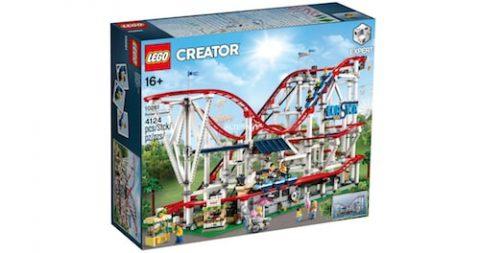 LEGO Achterbahn 10261