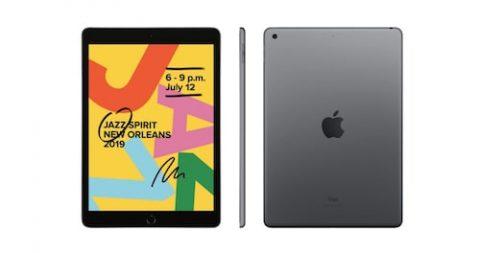 Apple iPad (2019) Wi-Fi 128GB Space Grau