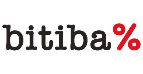 Das Logo von bitiba