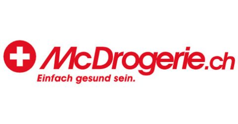 Das Logo von McDrogerie