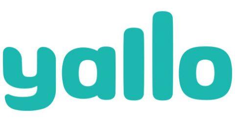 Das Logo von yallo