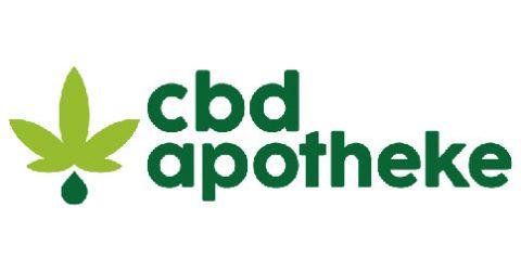 Das Logo der cbd-apotheke