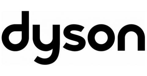 Das Logo von Dyson