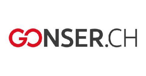 Das Logo von Gonser