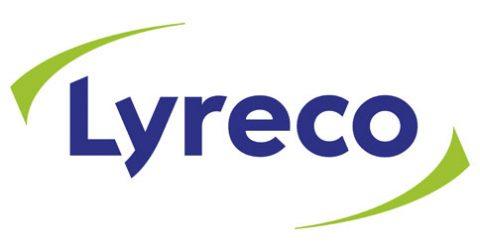 Das Logo von Lyreco