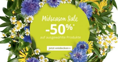 Midseason Sale Yves Rocher