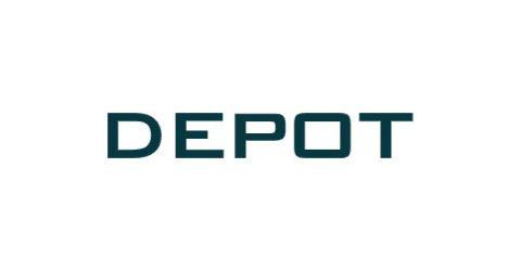 Das Logo von DEPOT