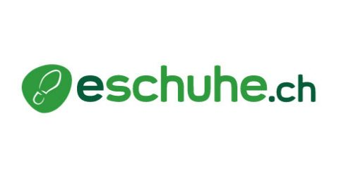 Das Logo von eschuhe.ch