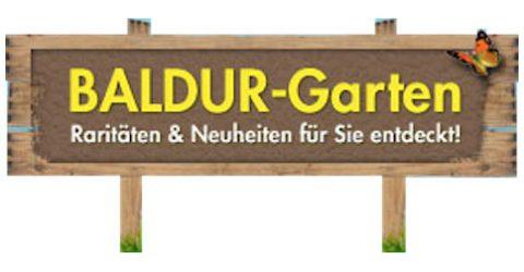 Das Logo von BALDUR-Garten