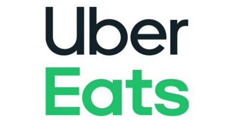 Das Logo von Uber Eats