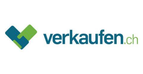 Das Logo von verkaufen.ch