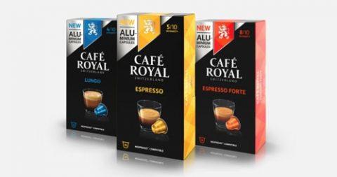 Café Royal Aktion