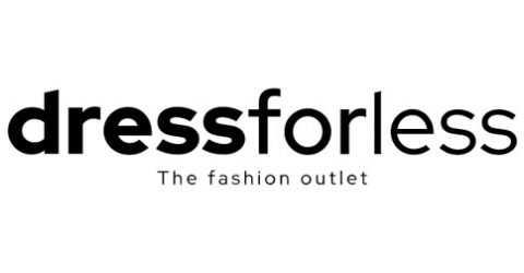 Das Logo von dress-for-less