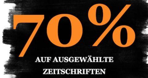 Black Friday bei abo-direkt.ch
