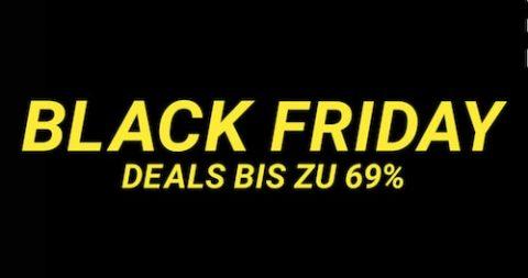 Black Friday Deals bei der Import Parfumerie