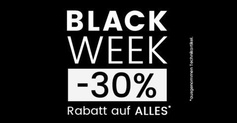 Black Week bei Ackermann