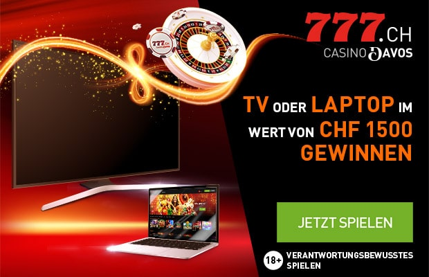 TV oder Laptop gewinnen