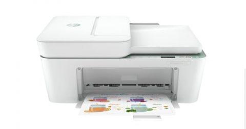 HP DeskJet Plus 4122 Multifunktionsdrucker