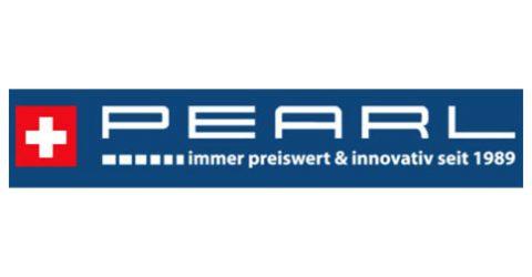 Das Logo von PEARL