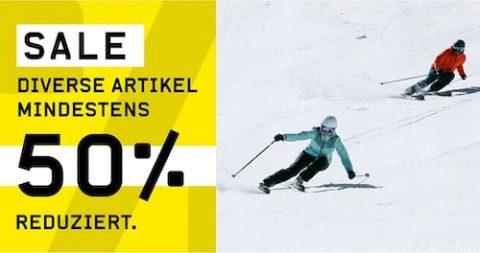 Sale bei Ochsner Sport