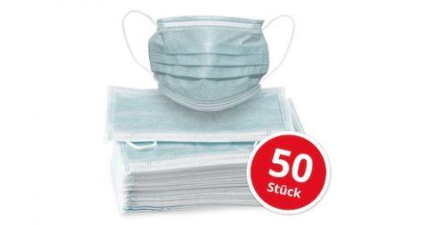 Hygienemasken Aktion bei Gonser