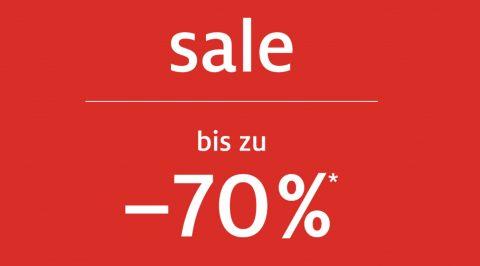Sale bei Manor: Bis zu 70% Rabatt